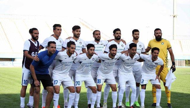 لیگ دسته اول فوتبال، پیروزی گل گهر سیرجان در هفته هشتم