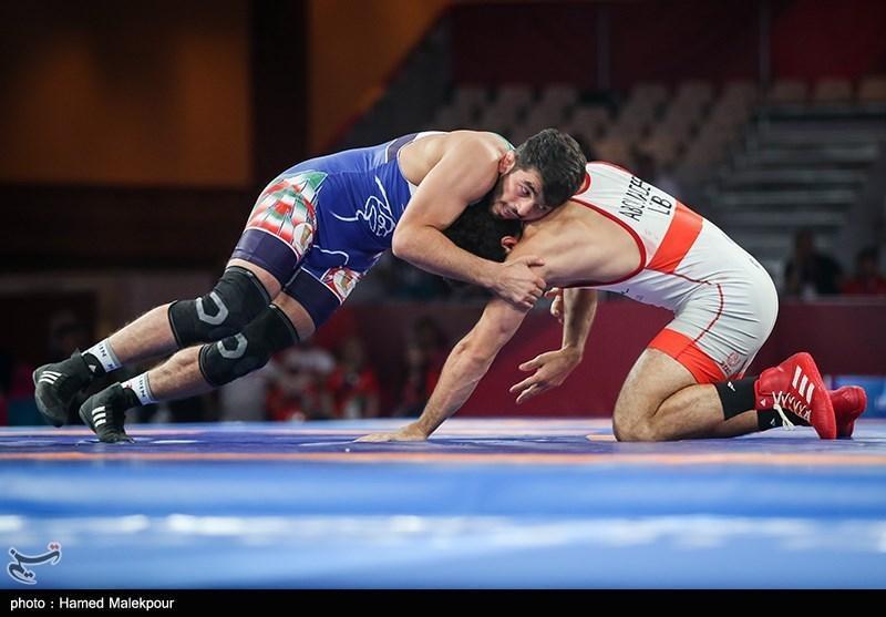 کشتی آزاد قهرمانی دنیا، معین شدن حریفان 4 ملی پوش ایران، حسن یزدانی در انتظار تیلور