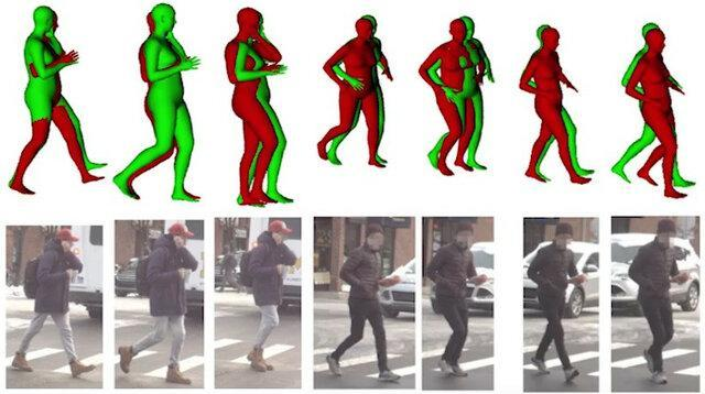 خودروهای خودران حرکات عابران پیاده را پیش بینی می نمایند