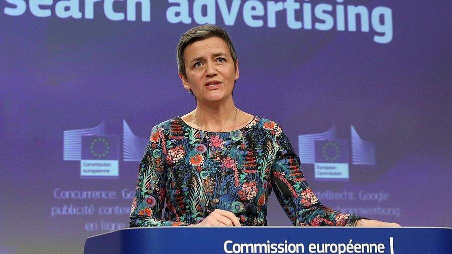 کمیسیون اروپا گوگل را به پرداخت یک میلیارد و 49 میلیون یورو محکوم کرد