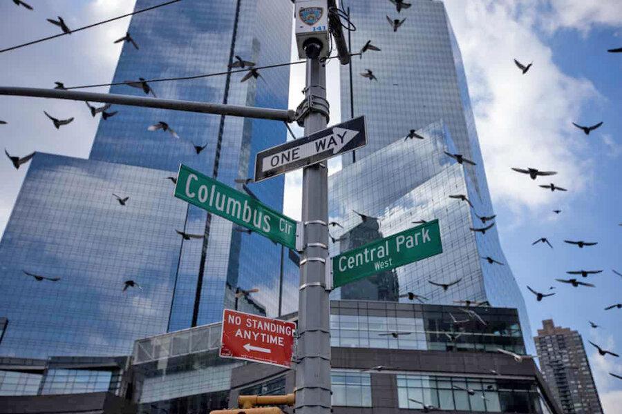 مرگبارترین شهرهای دنیا برای پرندگان ، مرگ یک میلیارد پرنده در آمریکا