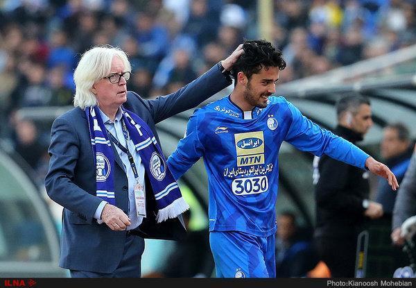 نورافکن: استقلال مدعی صعود شد، هواداران از بازیکنان حمایت کنند
