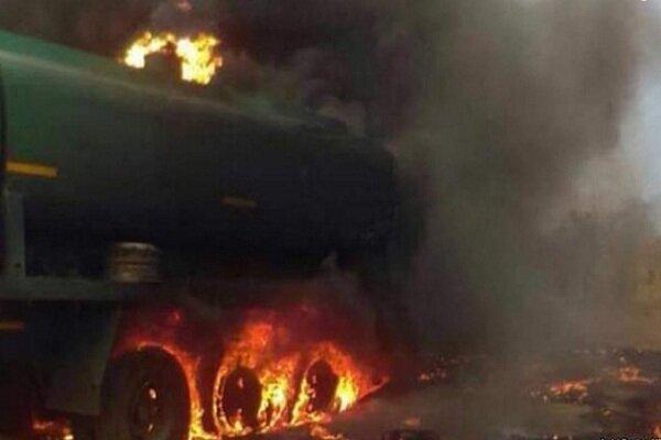 55 کشته و 37 زخمی در انفجار تانکر حامل سوخت در نیجر