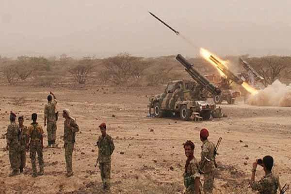 عملیات یمنی ها در جیزان، هلاکت شماری از عناصر مزدور
