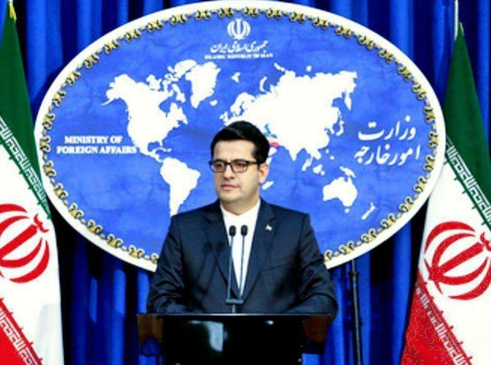 ایران به دولت جدید و ملت موریتانی تبریک گفت