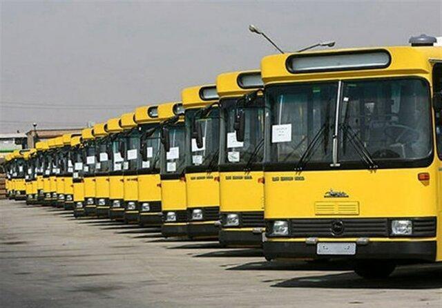 تحویل 200 دستگاه مخزن CNG به شرکت واحد اتوبوسرانی