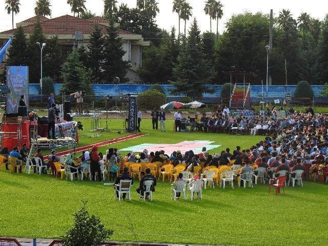 فصل داغ ورزشی 10 هزار دانش آموز پسر و دختر