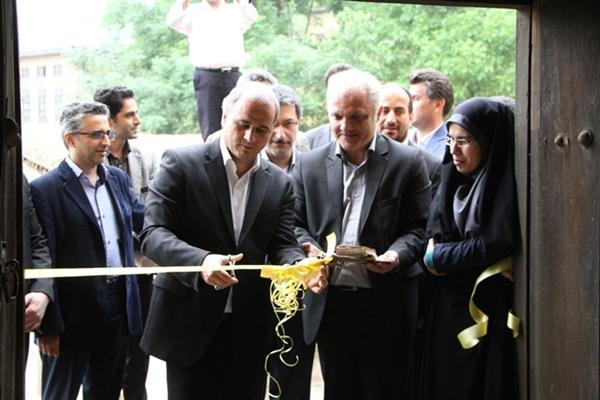 افتتاح نمایشگاه عکس و کارت پستال های دوره قاجار در موزه ماسوله