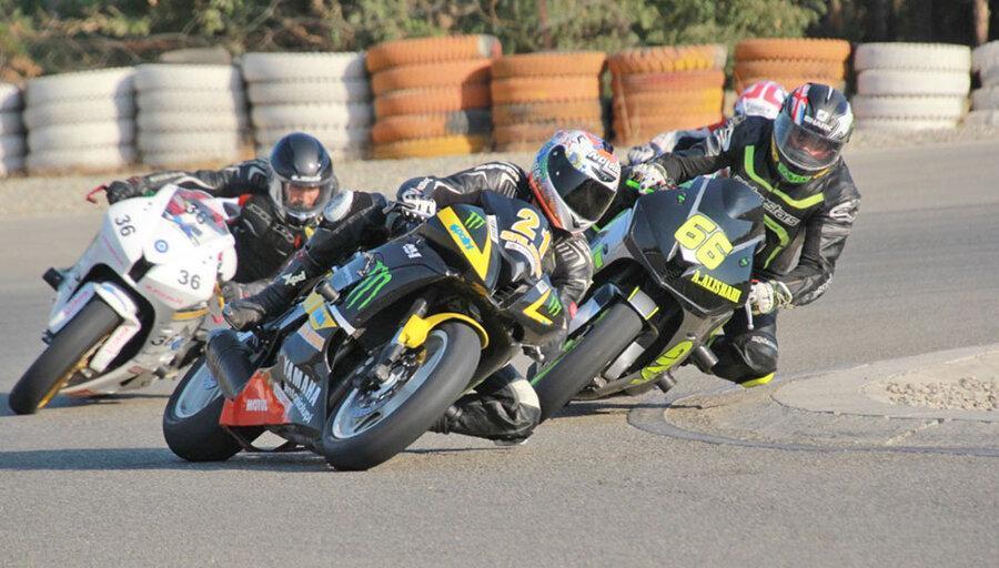 برترین های دومین مرحله مسابقات موتور ریس قهرمانی کشور مشخص شدند