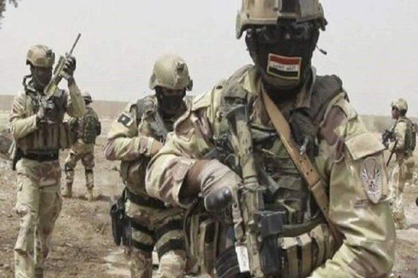 عملیات ضد تروریستی ارتش عراق در استان صلاح الدین