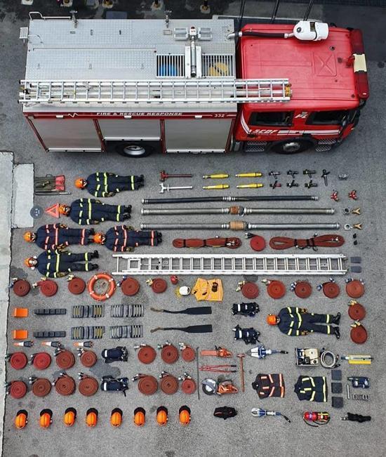 تجهیزاتی که خدمات اورژانس در کشورهای مختلف به همراه دارند
