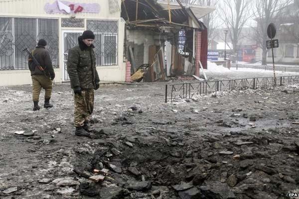 آمریکا درصدد ارسال سلاح به اوکراین نیست