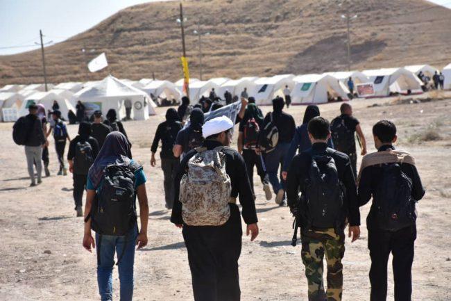 پیش بینی اسکان اضطراری 52هزار نفر در چهار مرز خروجی