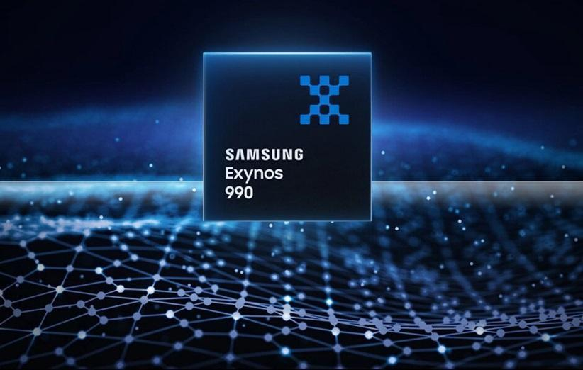 اگزینوس 990 می تواند پردازنده A13 اپل و اسنپدراگون 855 پلاس را شکست دهد