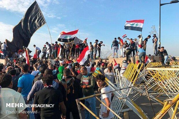 برخی افراد به دنبال خدشه دار کردن وجهه مرجعیت دینی عراق هستند