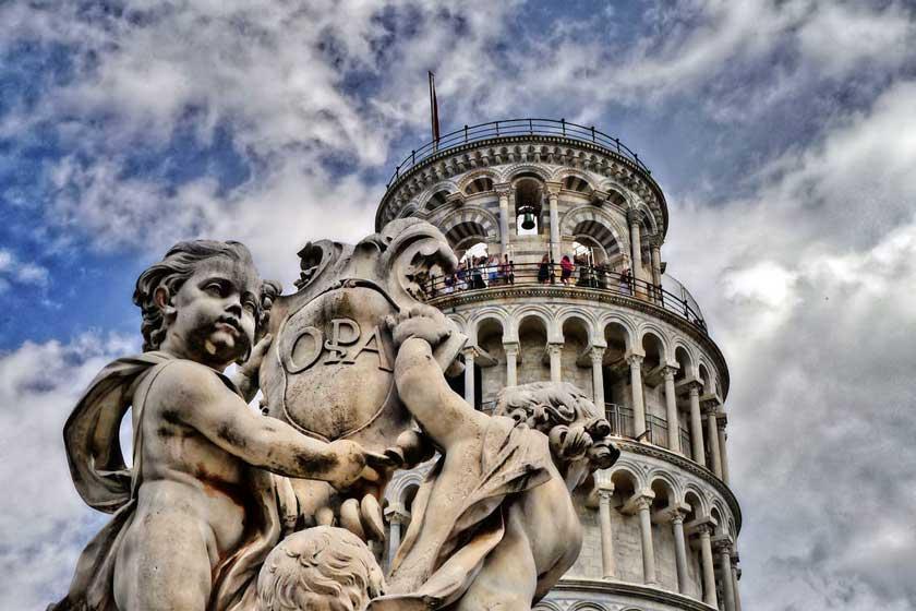 بهترین دیدنی های پیزا، شهر افسانه ای ایتالیا