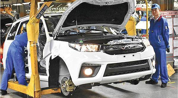 افت 80 درصدی فراوری تا خاتمه مهر98، چنددرصد خودروسازی خصوصی تعطیل شدند؟