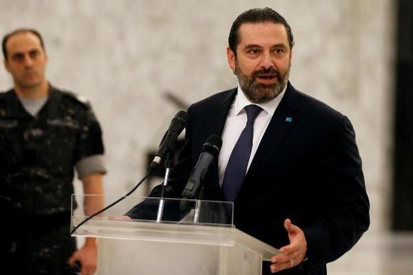بازگشت سعد حریری به صحنه سیاسی لبنان
