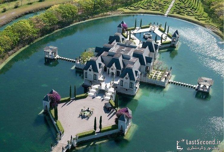 قلعه چارلس سیگرز به ارزش 10.9 میلیون دلار
