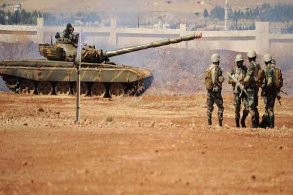 ارتش سوریه کنترل 2 روستا را به دست گرفت
