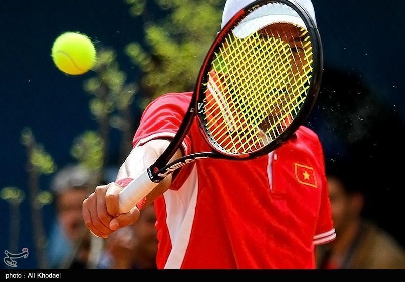 مسابقات آسیایی تنیس در مشهد شروع شد