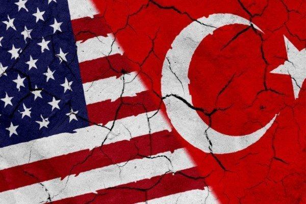 آمریکا برنامه همکاری اطلاعات نظامی سرّی با ترکیه را قطع نموده است