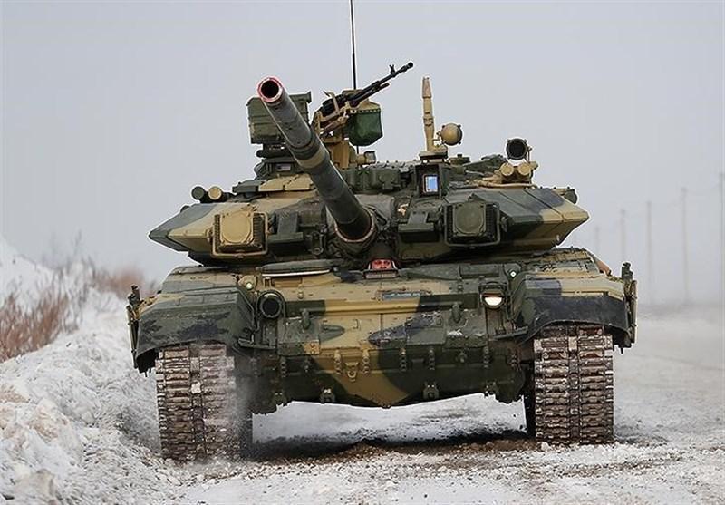 رجحان تانک های تی90ام روسیه نسبت به رقبای خارجی