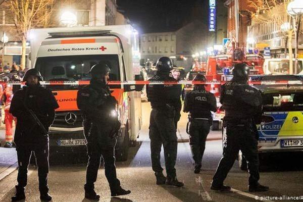 تیراندازی خونین در آلمان ، 11 کشته