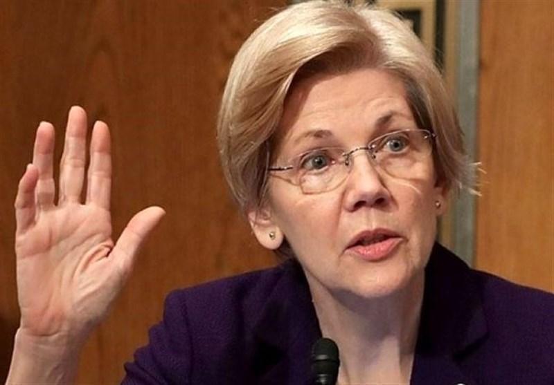 آمریکا، الیزابت وارن هم از رقابت های انتخاباتی دموکرات ها استعفا داد