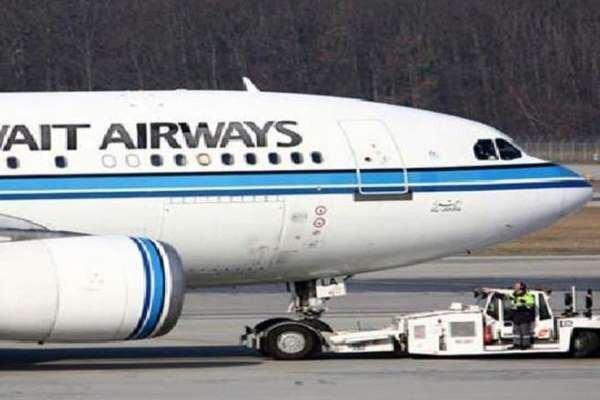 کویت پروازها به 7 کشور را متوقف کرد