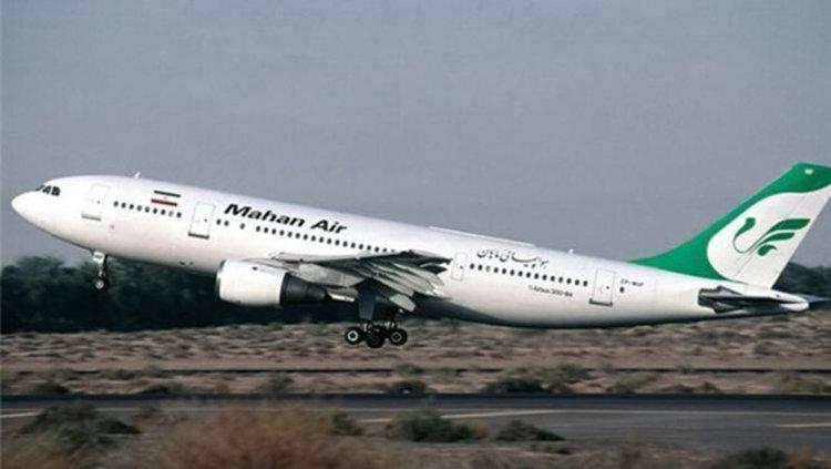 متهم اول ورود کرونا به ایران ، تداوم پروازهای ماهان به چین؛ نگرانی مردم و فرار مسئولان