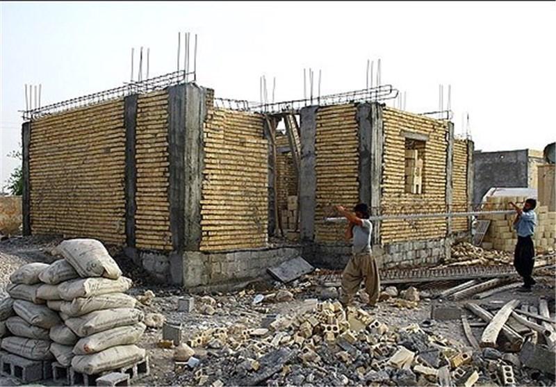 شروع بازسازی مرحله دوم واحدهای مسکونی بخش زلزله زده شنبه