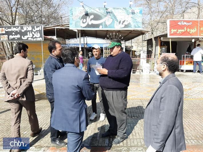 اجرای بیش از هزار بازدید نظارتی از تأسیسات گردشگری استان کرمانشاه
