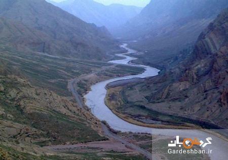 سفری شگفت انگیز به رود ارس در مرز ترکیه، عکس