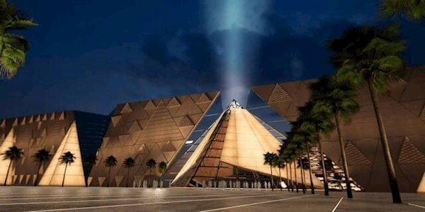به تعویق افتادن افتتاح موزه عظیم مصر