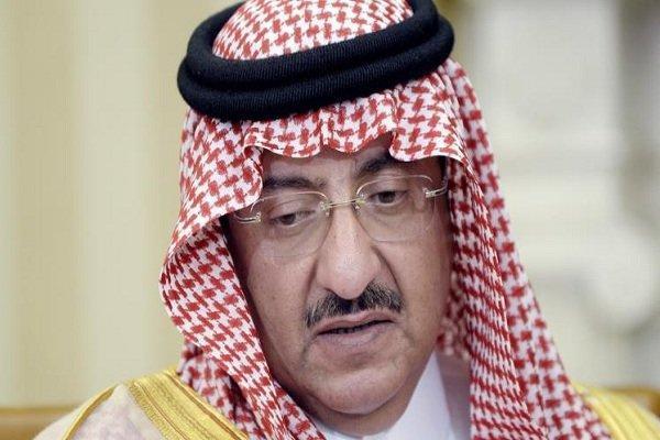 محمد بن نایف دچار حمله قلبی و به بیمارستان منتقل شده است