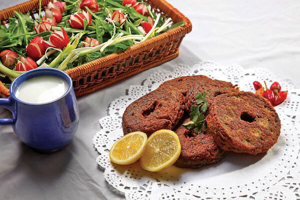 طرز تهیه شامی پوک گیلانی ، با این خوراک لذیذ به رشت سفر کنید