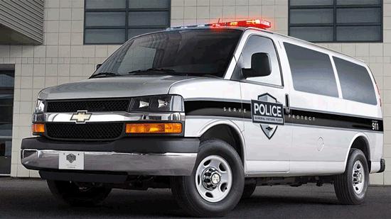 معرفی ناوگان خودرو های پلیس آمریکا