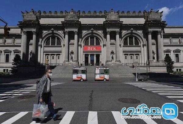 تاریخ بازگشایی موزه متروپولیتن تعیین شد
