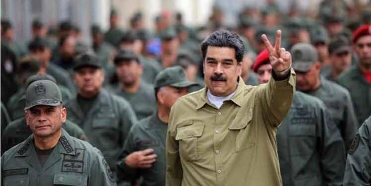 نیکلاس مادورو بر لزوم تقویت نیروهای مسلح ونزوئلا تاکید نمود