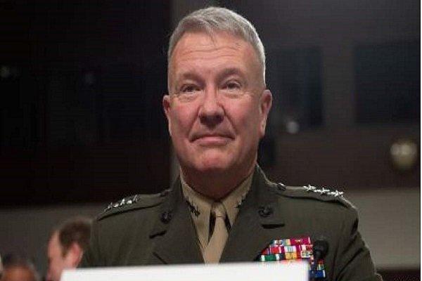 فرمانده سنتکام: واشنگتن به دنبال جنگ با ایران نیست!
