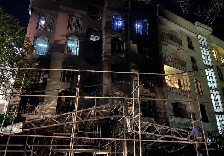 آتش سوزی کلینیک سینا برای مسئولان درس عبرت می گردد؟
