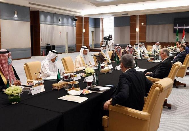 امضای توافقنامه سرمایه گذاری در بخش انرژی و ورزش میان عراق و عربستان