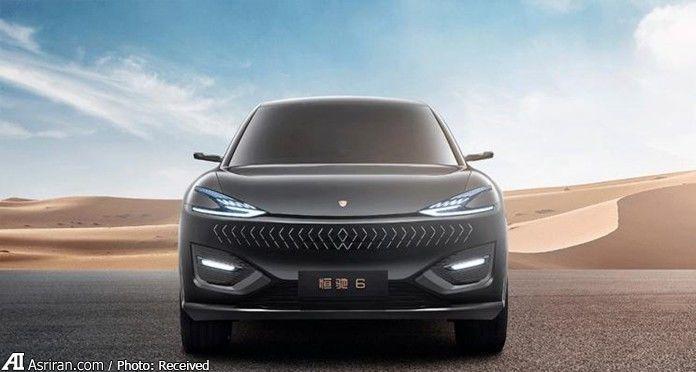 برندی متفاوت از خودروهای چینی ، هنگچی 6 محصول جدید خود را معرفی کرد