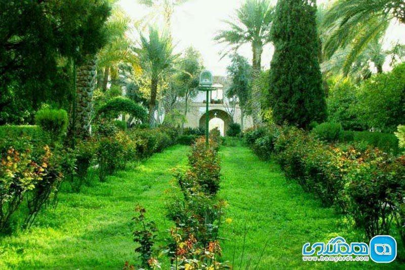 باغ گلشن در طبس؛ معجزه ای از طبیعت بیکران