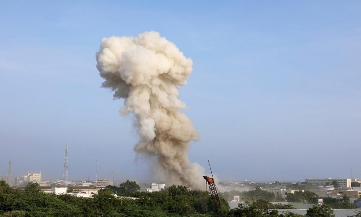 انفجار تروریستی در پایتخت سومالی
