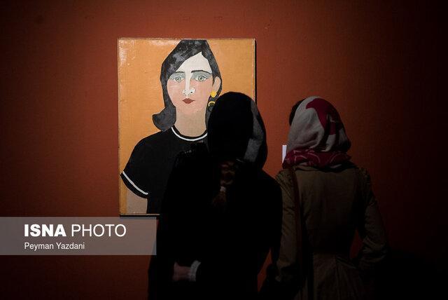 نگاهی به گنجینه های موزه هنرهای معاصر تهران