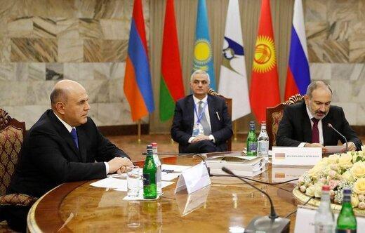 نخست وزیر روسیه خواهان توقف فوری جنگ قره باغ شد