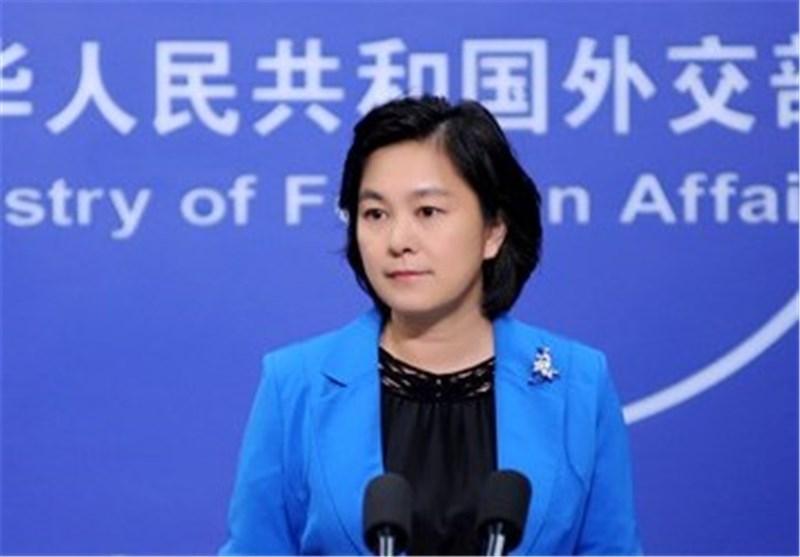 چین خطاب به دولت آمریکا: مردم شما سزاوار زندگی بهتری هستند، به صدای اعتراض آنها گوش دهید