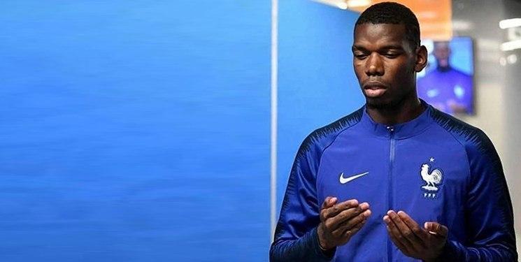 پوگبا به دلیل هتاکی مکرون برای تیم ملی فرانسه بازی نمی کند
